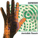 genesis - invisible touch CD 1986 atlantic 8 tracks used mint
