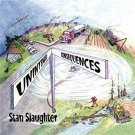 stan slaughter - unintended consequences CD 1998 tall oak productions 10 tracks used mint