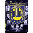 Spectacular Legacy of the American Wrestling Association DVD 2-discs 2006 WWE used mint