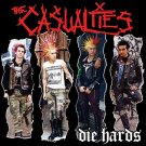 casualties - die hards CD 2001 sideonedummy 13 tracks used mint