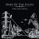 hope of the states - lost riots CD 2004 sony epic 12 tracks used mint