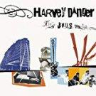 harvey danger - king james version CD 2000 london sire 12 tracks used mint