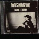 patti smith group - radio ethiopia CD 1976 arista 8 tracks used mint