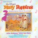 mary poppins - original motion picture soundtrack CD disney 18 tracks used mint