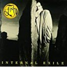 fish - internal exile CD 1992 polygram 9 tracks used mint