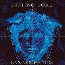 killing joke - pandemonium Cd 1994 zoo 10 tracks used mint