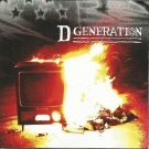 d generation - d generation CD 1994 chrysalis emi BMG Direct 13 tracks used mint