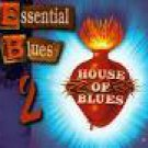 house of blues - essential blues 2 - various artists CD 2-discs 1996 used mint