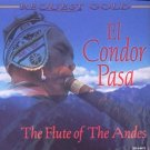 el condor pasa - the flute of the andes CD 1995 madacy 14 tracks used mint