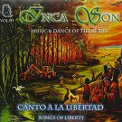 inca son - canto a la libertad vol. III CD 1995 2001 10 tracks used mint