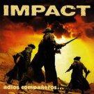 impact - adios companeros ... CD revolution inside suburbia #1 12 tracks used mint