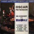 oscar peterson - en concert avec europe 1 CD 1993 trema 14 tracks used mint