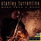 stanley turrentine - more than a mood CD 1992 musicmasters BMG direct 8 tracks used mint