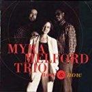 myra melford trio - now & now CD 1991 enemy 6 tracks used mint