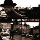 jeff tain watts - citizen tain CD 1999 sony 11 tracks used mint