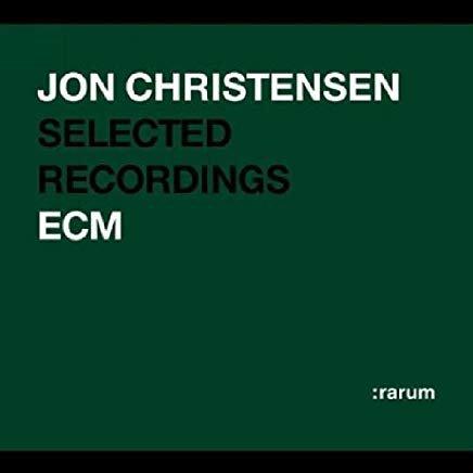 jon christensen - selected recordings vol. 20 CD 2004 ECM new