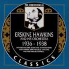 erskine hawkins and his orchestra 1936 - 1938 CD 1992 classics 24 tracks used mint