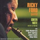 ricky ford quintet - green zone CD 1995 disques futura et marge 8 tracks used mint