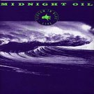 midnight oil - scream in blue live CD 1992 sony 13 tracks used mint