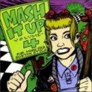 mash it up volume 4 - various artists CD DVS media 15 tracks used mint