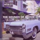 sounds of motor city - various artists CD 2004 new sound 16 tracks used mint