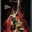 conan the barbarian DVD 1981 1998 universal 129 mins used mint