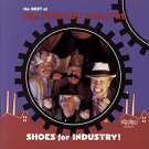 best of firesign theatre - shoes for industry! CD 2-discs 1993 sony new