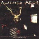 altered aeon - dispiritism CD 2004 black lotus 12 tracks used mint