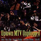 uptown mtv unplugged - various artists CD 1993 mca bmg direct 14 tracks used mint