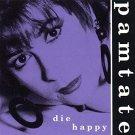 pam tate - die happy CD 1991 left field 10 tracks used mint