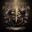 geoff tate - kings & thieves CD 2012 inside out century media 11 tracks used mint