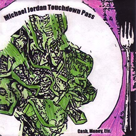 michael jordan touchdown pass - cash money etc CD plan-it-x 11 tracks used mint