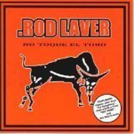 rod laver - no toque el toro CD 2001 screaming giant 11 tracks used mint