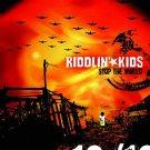 riddlin' kids - stop the world CD 2004 aware 12 tracks new