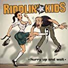 riddlin' kids - hurry up and wait CD 2002 sony bmg direct 15 tracks used mint