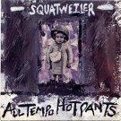 squatweiler - all tempo hot pants CD 1995 huel 8 tracks used mint