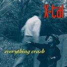 x-tal - everything crash CD 1992 alias 12 tracks used mint