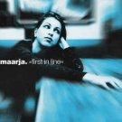 maarja - first in line CD 1998 geffen 12 tracks used mint