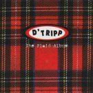 d'tripp - the plaid album CD 1995 mick's breed music 11 tracks used mint