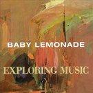 baby lemonade - exploring music CD 1998 big deal 12 tracks used mint