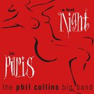 a hot night in paris - phil collins big band CD 1999 atlantic 10 tracks used mint