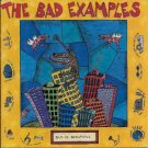 bad examples - bad is beautiful CD 1991 waterdog 14 tracks used mint