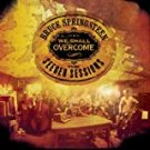 bruce springsteen the seeger sessions - we shall overcome CD + DVD dual disc 2006 sony used mint