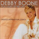 debby boone - you light up my life CD 2001 curb 12 tracks used mint