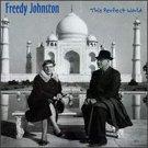 freedy johnston - this perfect world CD 1994 elektra 12 tracks used mint