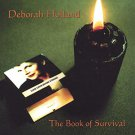 deborah holland - book of survival CD 1999 big biscuit gadfly 13 tracks used mint