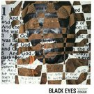black eyes - cough CD 2004 dischord 11 tracks used mint