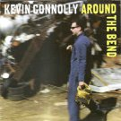 kevin connolly - around the bend CD real records 14 tracks used mint