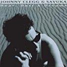 johnny clegg 7 savuka - heat dust & dreams CD 1993 emi 11 tracks used mint