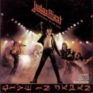 judas priest - unleshed in the east CD 1986 columbia 9 tracks used mint